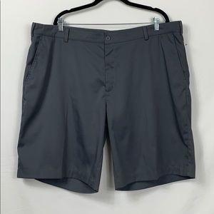 NikeGolf Dri-fit grey tour performance shorts 42
